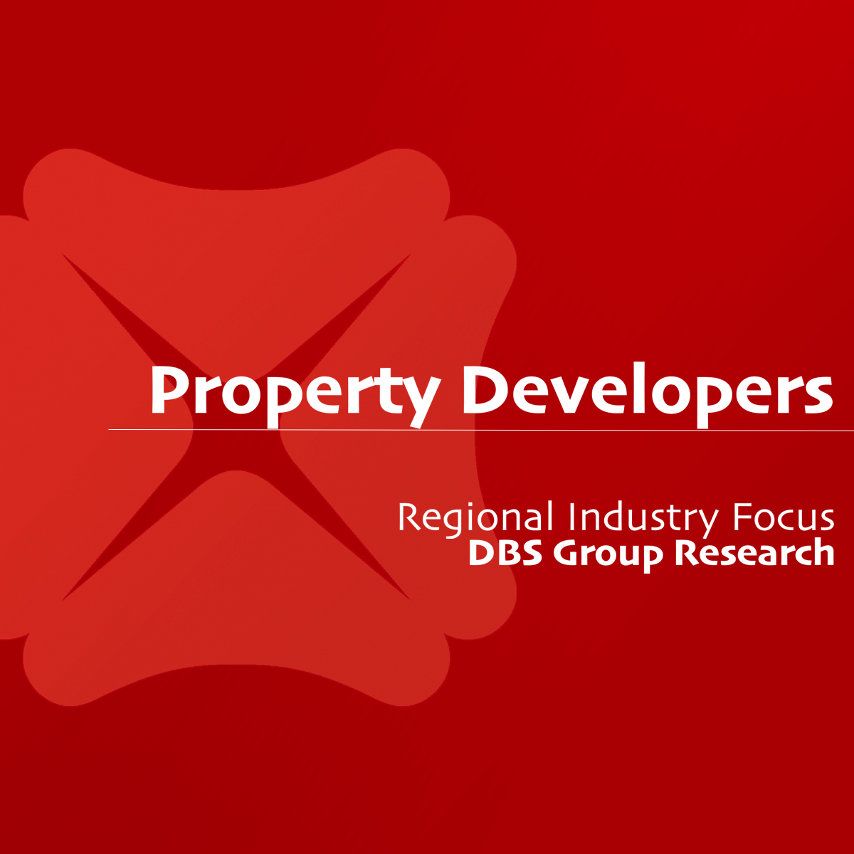 Singapore Property Developers - DBS Group Research | SGinvestors.io