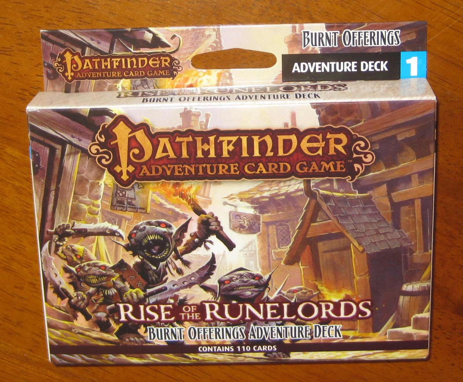 The Front Porch Gaming Guild: Pathfinder Unboxing