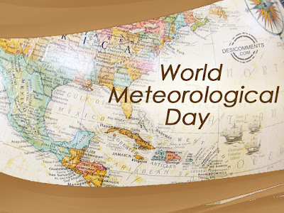 World Meteorological Day Photos