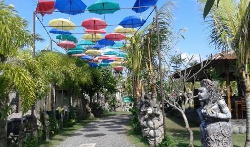 Daya Tarik Objek Wisata Big Garden Corner Sanur Di Denpasar