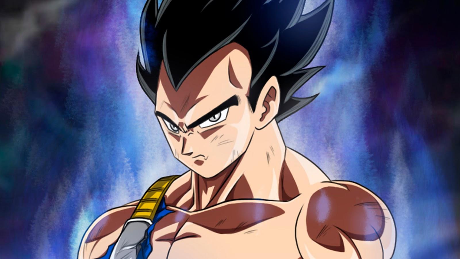 Los Mejores Fondos De Pantalla De Goku Migatte No Gokui Hd: Vegeta Ultra Instinto Wallpaper / Fondos De Pantalla