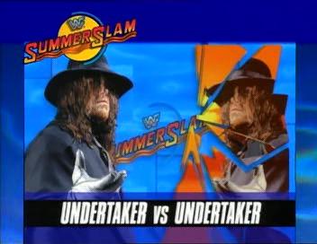 WWF / WWE - Summerslam 1994: Undertaker vs. Undertaker