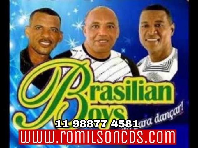 Brasilian boys vol 1 reliquia