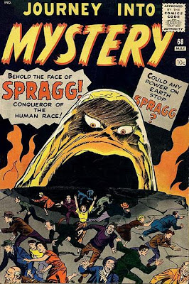 Journey into Mystery, Spragg