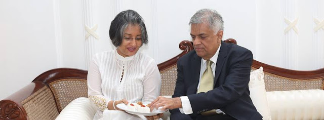 Prime Minister Ranil Wickremesinghe celebrates his 67th birthday today.