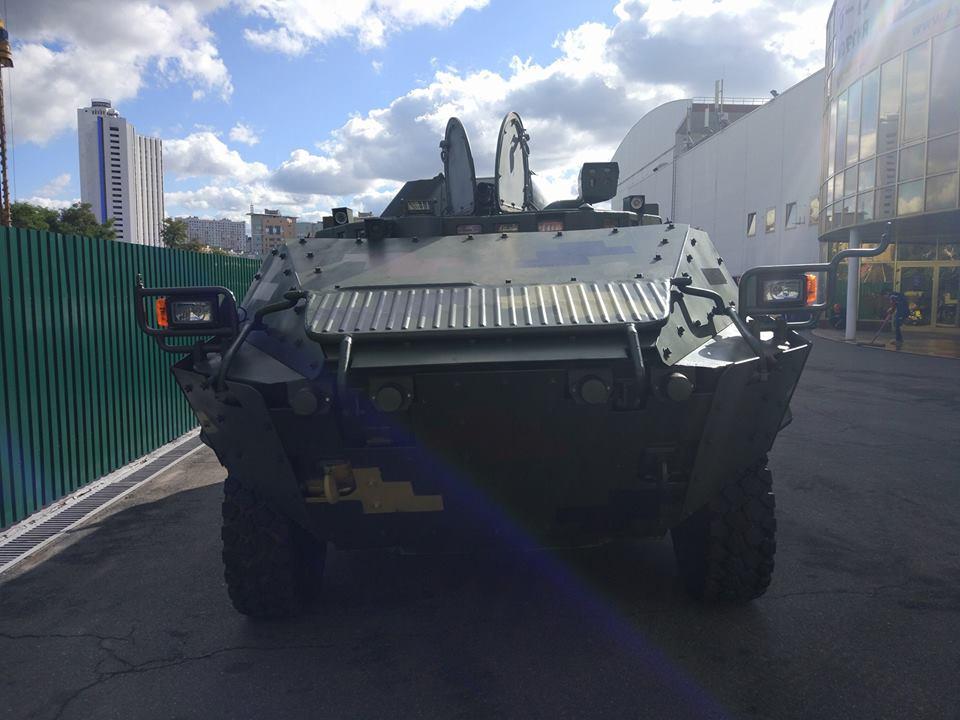 модернізована БРДМ-2 - Ukrainian Military Pages