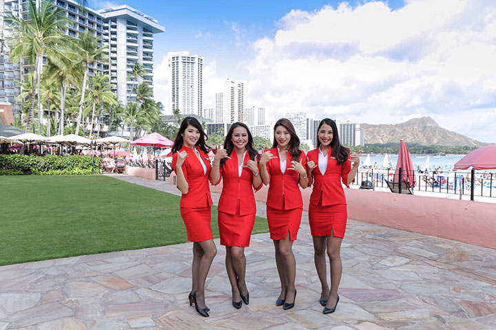 AirAsia celebrates its sixteenth anniversary with award-winning service to over 130 destinations.