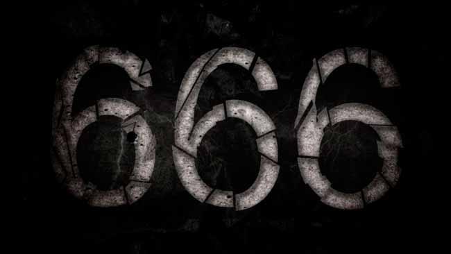 """Mais será que a """"besta"""" teria mesmo um número? Seria mesmo 666? – Reprodução"""