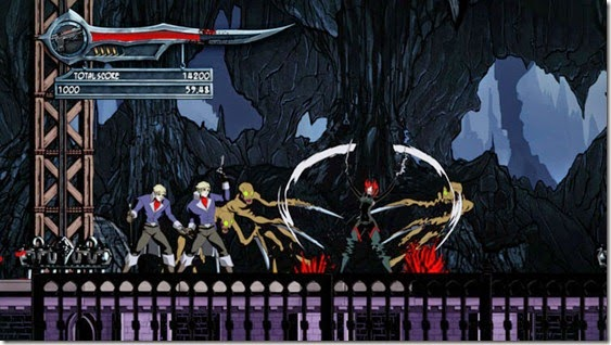 BloodRayne Betrayal PC game crack Download