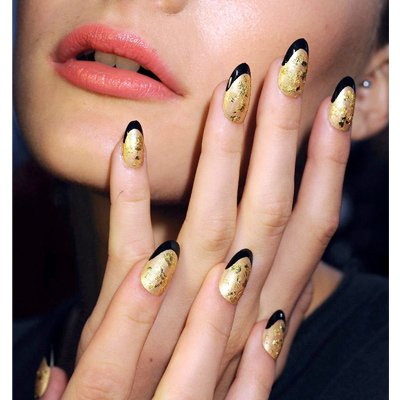 The Hottest Nail Trends from New York Fashion Week