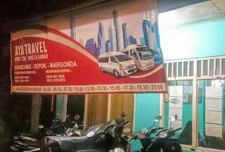 Aya Travel Depok Bandung