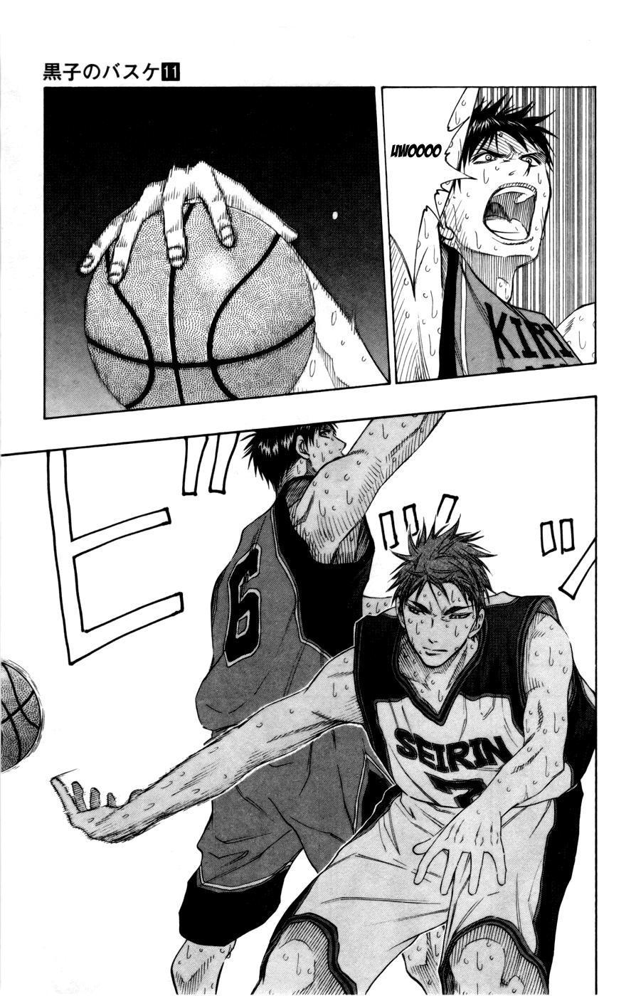 Kuroko No Basket chap 098 trang 15
