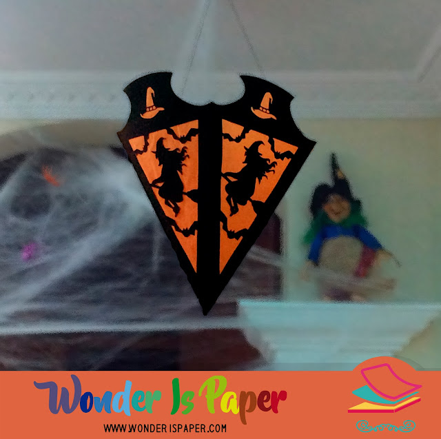 Halloween Farol de Bruja