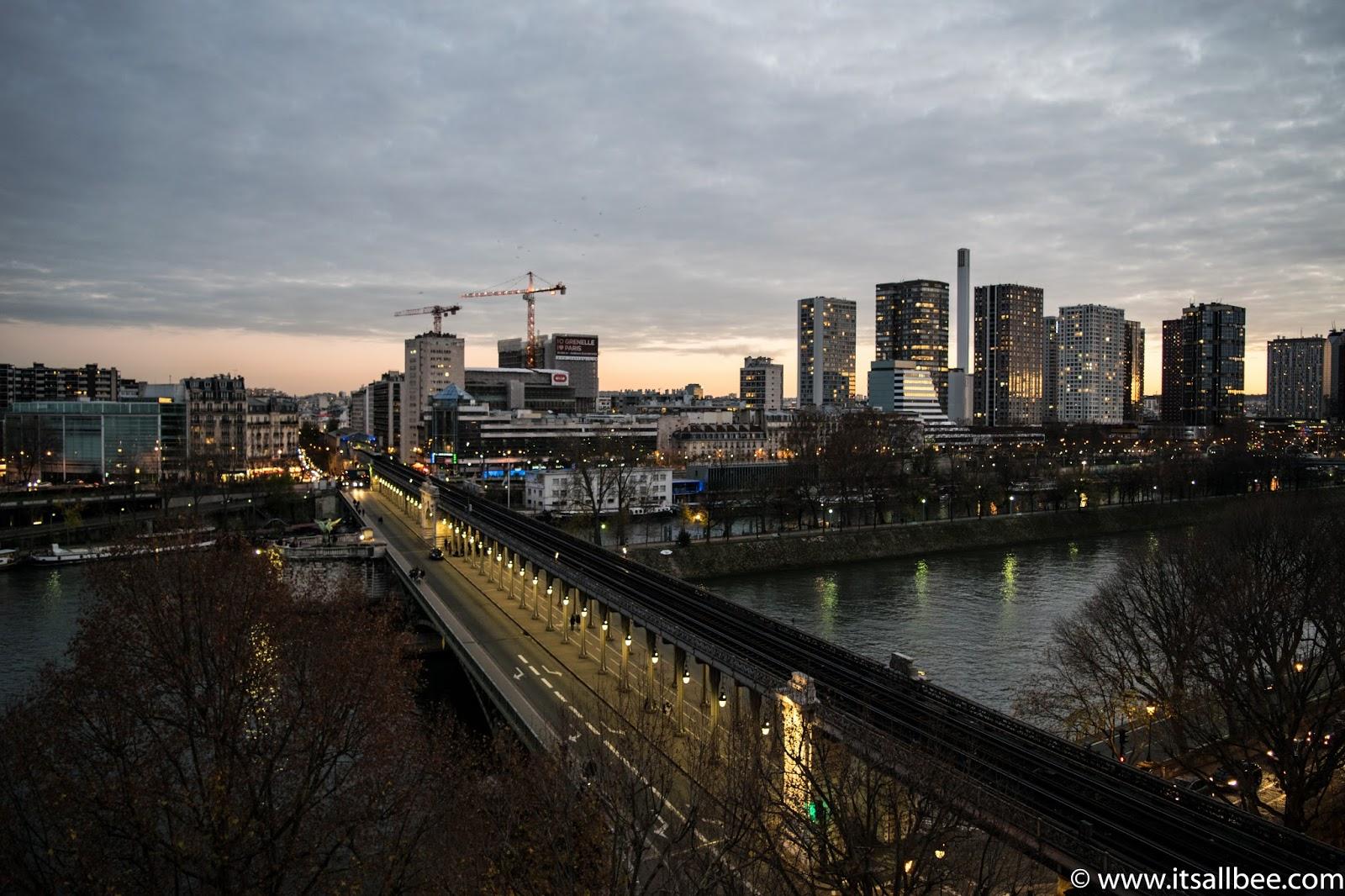 My Paris Apartment   View of Eiffel Tower   Pont de Passy