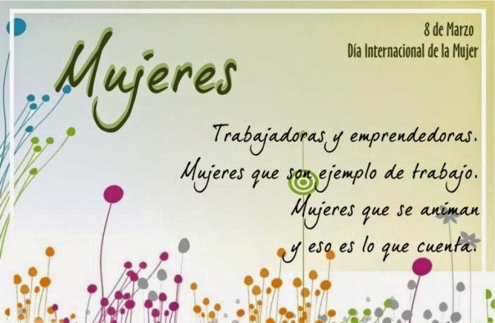 Imagenes del Dia de la mujer, Dia internacional dela mujer, frases del dia de la mujer
