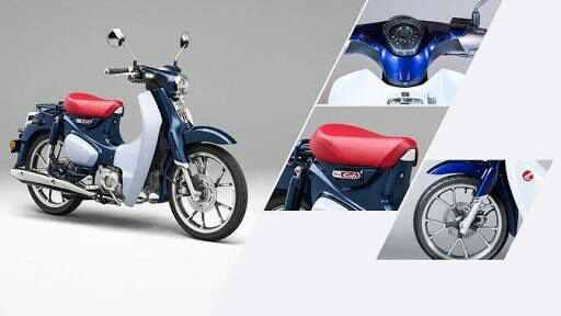 spesifikasi serta harga super cub c125, motor modern bergaya klasik - masbengkel
