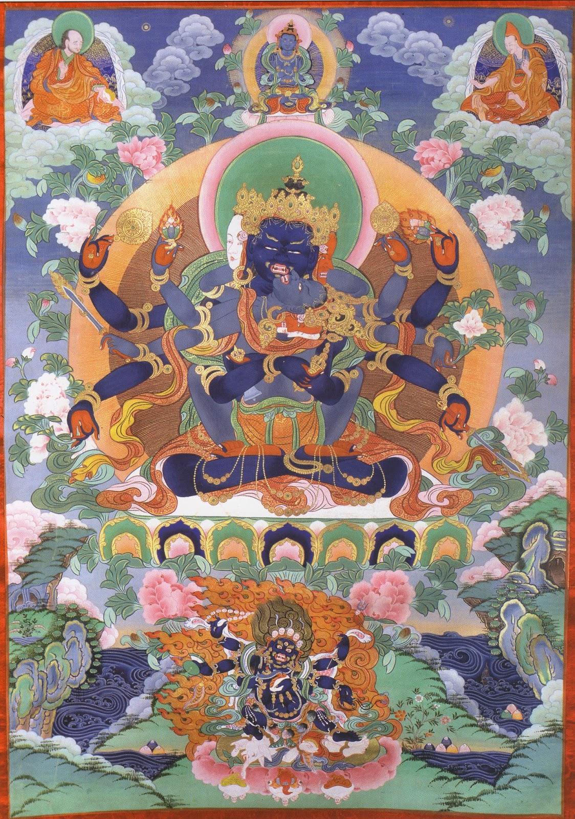 Искусство Буддизма. Иконография Ваджраяны ⋆