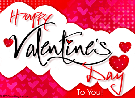 ROMANTIC VALENTINES DAY SMS