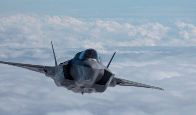 The Message to China, Behind Singapore's US F-35 Jet Plan