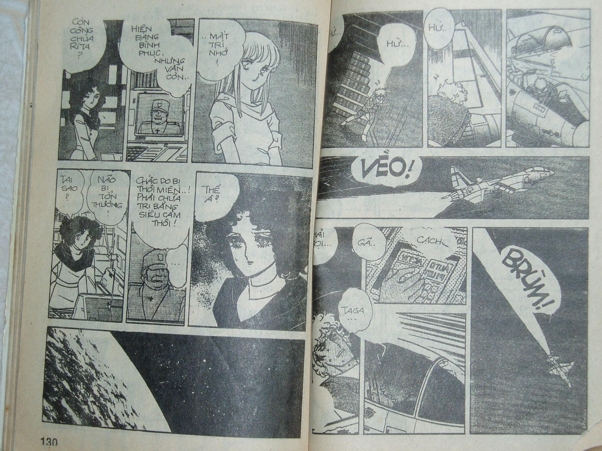Siêu nhân Locke vol 13 trang 62
