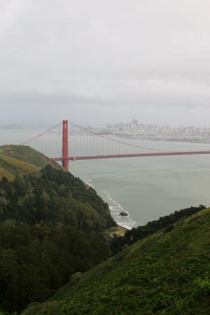 Brücke, San Francisco, View Point, Touristen