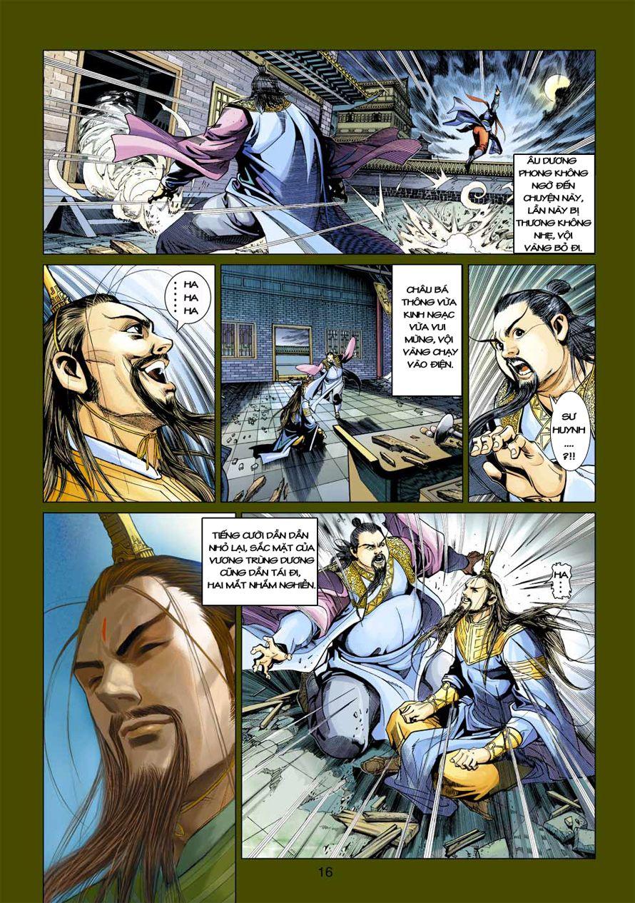 Anh Hùng Xạ Điêu anh hùng xạ đêu chap 41 trang 15