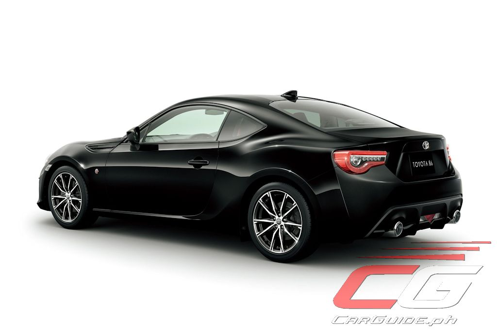 Known For Its Exhilarating Handling, The 2017 Toyota 86 Has Improved  Suspension And Increased Body Rigidity Thanks To The Increase In Spot Welds  Used, ...