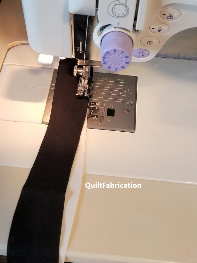 sewing matching curves