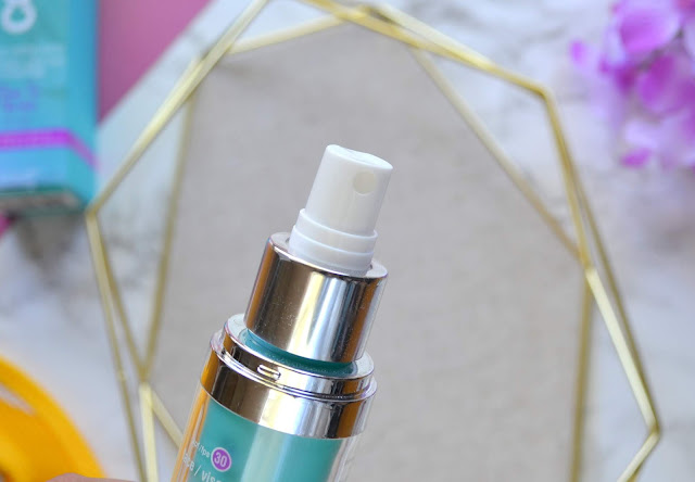 COOLA Green Tea Makeup Setting Spray Review