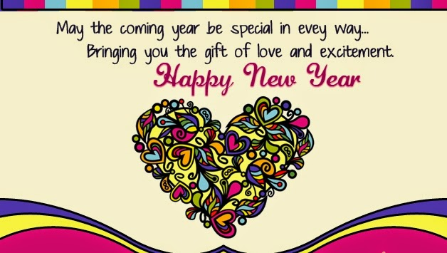 Happy New Year 2016 Love Wallpapers for Girl Friend