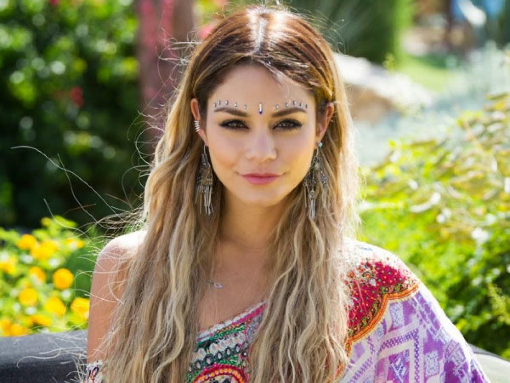 Bohemian Style Hair: Beauty By Bellam: Festival Makeup Must-haves + Coachella