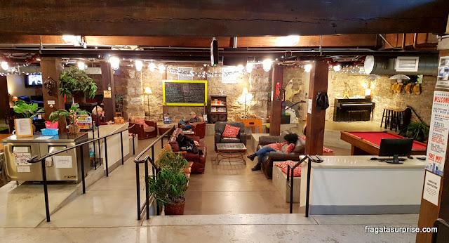 Nashville Downtown Hostel