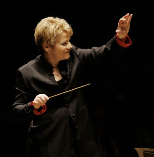 Marin Alsop - Photo: Grant Leighton