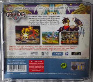 Grandia II - Caja detrás