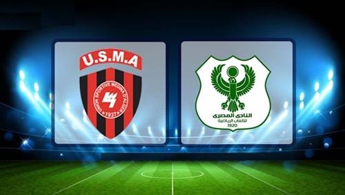 مشاهدة مباراة المصري واتحاد الجزائر