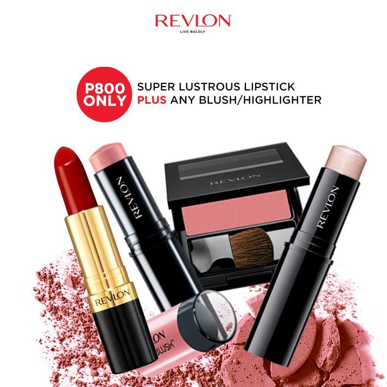 Manila Shopper Revlon Lipstick Party Sale June 2018