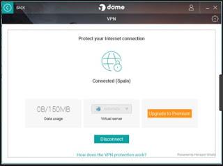 برنامج VPN مجانى لحماية الخصوصية وإخفاء IP وفتح المواقع المحجوبة