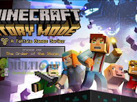 Minecraft Story Mode Terbaru Versi 1.33 Apk+Mod+Data All GPU