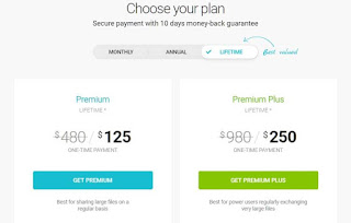 pCloud Lifetime Plan