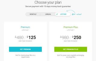 pCloud Lifetime Plan