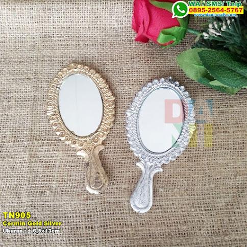 Cermin Gold Silver