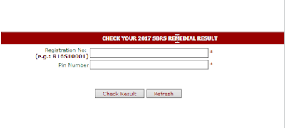 SBRS-FUNTUA 2017/2018 Entrance Exam Results Out | How To Check