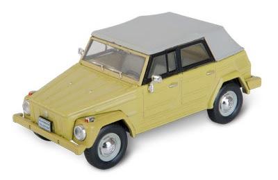 Volkswagen Safari 1972 autos a escala