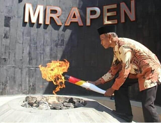 Api Abadi Mrapen - Foto Instagram apiabadimrapen