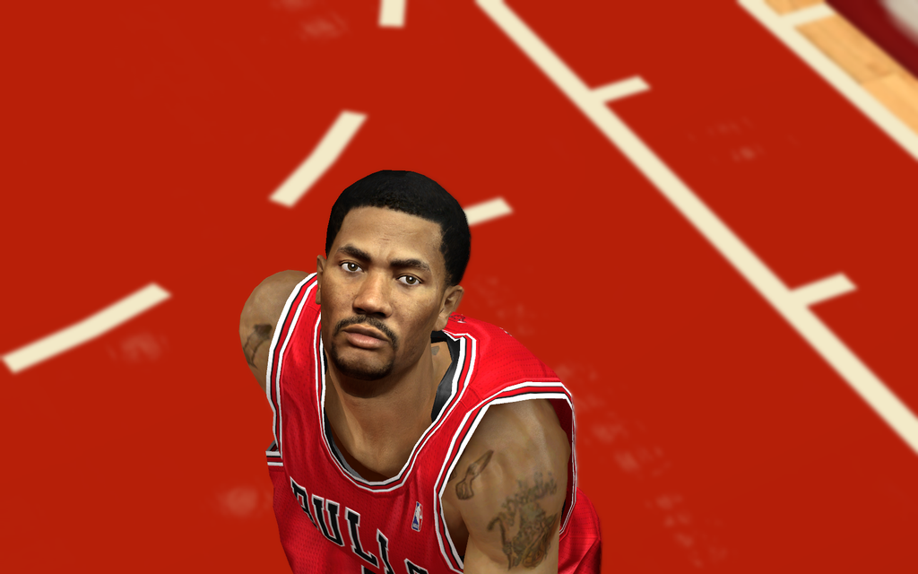 D. Rose Cyberface Patch Realistic