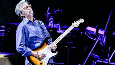 Resultado de imagem para Quatro álbuns de Eric Clapton serão reeditados em vinil