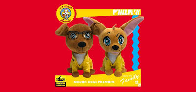 San Diego Comic-Con 2018 Exclusive Breaking Bad Pawzplay Plush Set by Factory Entertainment