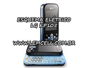 Esquema Elétrico Celular Smartphone LG KS360 Manual de Serviço  Service Manual schematic Diagram Cell Phone Smartphone LG KS360