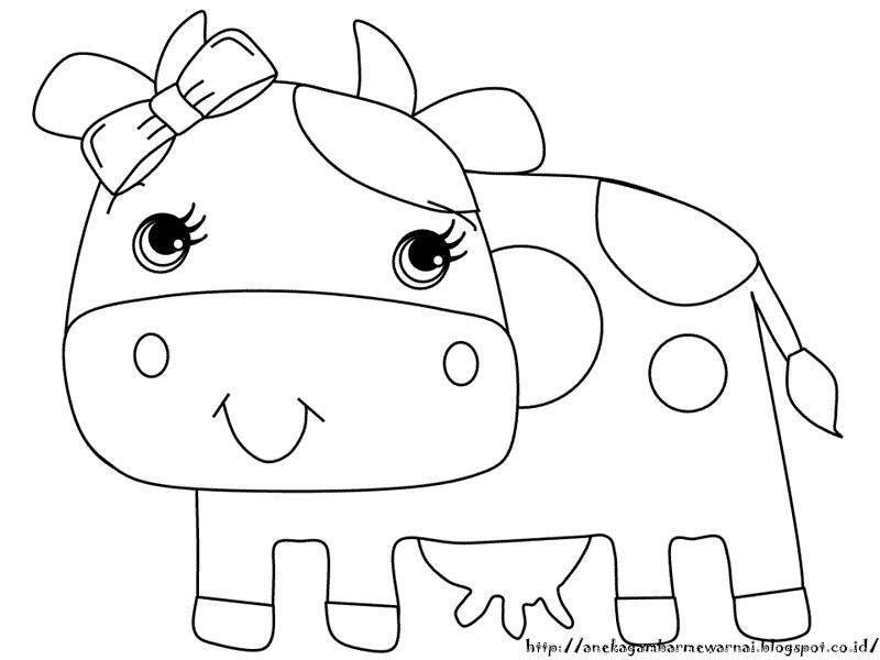 670+ Gambar Binatang Lucu Untuk Anak Paud HD