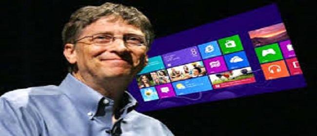 Bill Gates  billonario